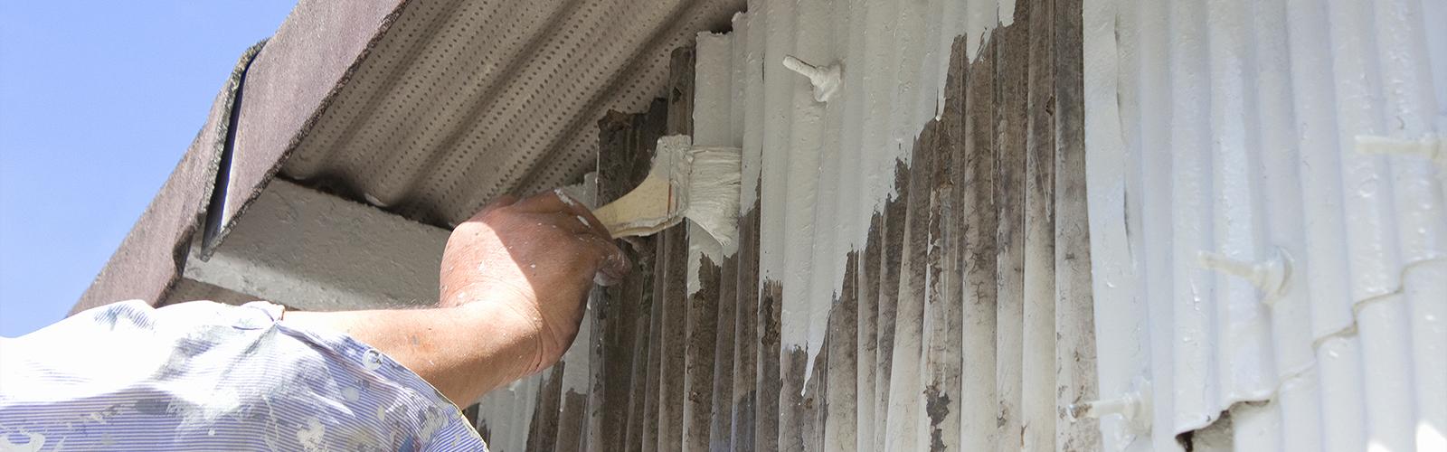 スバルホームサービスの塗装の様子1